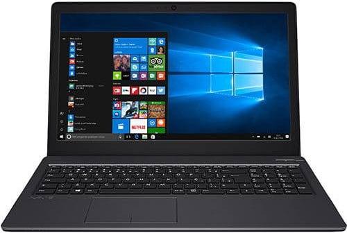 """O Notebook VAIO Fit 15S VJF155F11X-B5511B possui processador Intel Core i7 (7500U) de 2.7 GHz a 3.5 GHz e 4 MB cache, 4GB de memória RAM (DDR3L - Expansível até 16GB sendo 2 SO-DIMM), HD de 1 TB (5.400 RPM), Tela LED HD antirreflexiva de 15,6"""" com resolução máxima de 1366 X 768, Placa de Vídeo integrada Intel HD Graphics 620, Conexões USB e HDMI, Wi-Fi 802.11 b/g/n/ac, Webcam 720p, Não possui Drive de DVD, Bateria removível de 4 células (32WHr - 2200 mAh), Peso aproximado de 2,1kg e Windows 10 64 bits."""