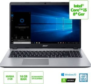 Acer Aspire 5 A515-52G-57NL NX.HD9AL.002 | I5 8265U e MX130 1