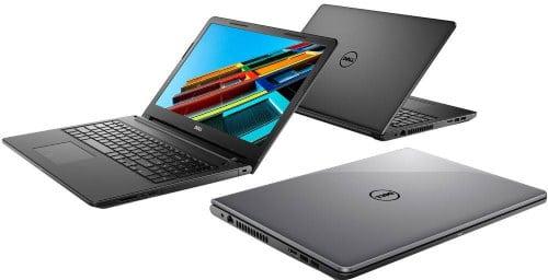 """O Notebook Dell Inspiron i15-3567-A15C possui processador Intel Core i3 (7020U) de 2.3 GHz e 3 MB cache, 4GB de memória RAM (DDR4 2400 MHz mas com velocidade máxima de 2133 MHz devido ao barramento do processador - expansível até 16GB em 2 slots total), HD de 1 TB (5.400 RPM), Tela LED HD de 15,6"""" antirreflexiva com resolução máxima de 1366 x 768, Placa de Vídeo integrada Intel HD Graphics 620, Conexões USB e HDMI, Wi-Fi 802.11 b/g/n/ac, Não possui Drive de DVD, Bateria de 4 células(40Wh), Peso aproximado de 1,96kg e Sistema Operacional Windows 10 64 bits."""