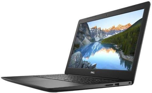 """O Notebook Dell Inspiron i15-3583-U4XP possui processador Intel Core i5 (8265U) de 1.6 GHz a 3.9 GHz e 6MB cache, 8GB de memória RAM (DDR4 2666MHz - velocidade máxima de 2400MHz devido ao barramento do processador), SSD de 256GB, Tela LED Full HD de 15,6"""" antirreflexiva e resolução máxima de 1920 x 1080, Placa de Vídeo integrada Intel UHD Graphics 620, Conexões USB e HDMI, Wi-Fi 802.11 b/g/n/ac, Webcam (720p), Não possui Drive de DVD, Bateria de 3 células (42Wh), Peso aproximado de 2,03kg e Linux Ubuntu 18.04."""