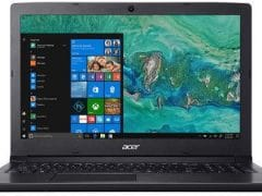 """O Notebook Acer Aspire 3 A315-53-333H NX.HFMAL.002 possui processador Intel Core i3 (7020U) de 2.3 GHz e 3 MB cache, 4GB de memória RAM (DDR4 2400 MHZ- 4 GB Onboard e expansível até 12GB sendo 1 slot livre no total), HD de 1 TB (5.400 RPM), Tela LED HD de 15,6"""" antirreflexiva com resolução máxima de 1366 x 768, Placa de Vídeo integrada Intel HD Graphics 620, Conexões USB e HDMI, Wi-Fi 802.11 b/g/n/ac, Drive de DVD, Bateria de 3 células(37Wh - 4810mAh), Peso aproximado de 2,1kg e Sistema Operacional Windows 10 64 bits."""