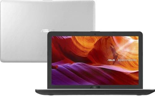 "O Notebook Asus X543UA-GO2197T possui processador Intel Core i3 (7020U) de 2.3 GHz e 3 MB cache, 4GB de memória RAM (DDR4 2133 MHZ- 0 GB Onboard + 4 GB Offboard), HD de 1 TB (5.400 RPM), Tela LED HD de 15,6"" com resolução máxima de 1366 x 768, Placa de Vídeo integrada Intel HD Graphics 620, Conexões USB e HDMI, Wi-Fi 802.11 b/g/n, Drive de DVD, Bateria de 3 células(2200 mAh), Peso aproximado de 2kg e Sistema Operacional Windows 10 64 bits."