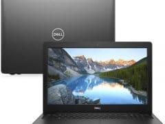 """O Notebook Dell Inspiron i15-5584-M50S possui processador Intel Core i7 (8565U) de 1.8 GHz a 4.6 GHz e 8MB cache, 8GB de memória RAM (DDR4 2666MHz - velocidade máxima de 2400MHz devido ao barramento do processador), SSD de 256GB, Tela LED Full HD de 15,6"""" antirreflexiva e resolução máxima de 1920 x 1080, Placa de Vídeo integrada Intel UHD Graphics 620 e e AMD Radeon 520 com 2GB de memória dedicada (GDDR5), Conexões USB e HDMI, Wi-Fi 802.11 b/g/n/ac, Webcam (720p), Não possui Drive de DVD, Bateria de 3 células (42Wh), Peso aproximado de 2,03kg e Linux Ubuntu 18.04."""