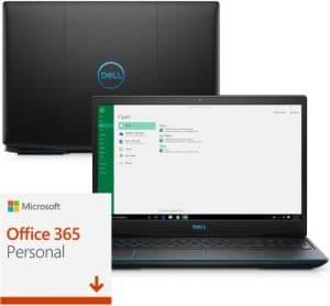 Notebook Gamer Dell G3-3590-A13P | I5 9300H e GTX 1050 1