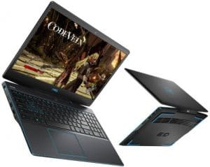 Notebook Gamer Dell G3-3590-M10P   I5 9300H e GTX 1050 1