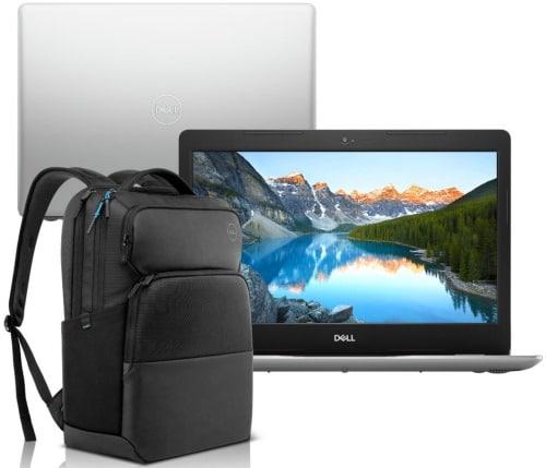 """O Notebook Dell Inspiron I14-3481-m10bp possui processador Intel Core i3 (7020U) de 2.3 GHz e 3 MB cache, 4GB de memória RAM (DDR4 2666 MHz mas com velocidade máxima de 2133 MHz devido ao barramento do processador - expansível até 8GB), HD de 1 TB (5.400 RPM), Tela LED HD de 14"""" antirreflexiva com resolução máxima de 1366 x 768, Placa de Vídeo integrada Intel HD Graphics 620, Conexões USB e HDMI, Wi-Fi 802.11 b/g/n/ac, Não possui Drive de DVD, Bateria de 3 células(42Wh), Peso aproximado de 1,71kg e Sistema Operacional Windows 10 64 bits."""