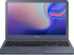 O Notebook Samsung Expert NP350XBE-SR1BR possui processador Intel Core i5 (8265U) de 1.6 GHz a 3.9 GHz e 6MB cache, 8GB de memória RAM (DDR4 - 8 GB onboard), HD de 1 TB (5.400 RPM), Tela LED HD de antirreflexiva e resolução máxima de 1366 x 768, Placa de Vídeo integrada Intel UHD Graphics 620 e NVIDIA Geforce MX110 com 2GB de memória dedicada (GDDR5), Conexões USB e HDMI, Wi-Fi 802.11 b/g/n/ac, Webcam, Não possui Drive de DVD, Bateria de 43Wh, Peso aproximado de 1,95kg e Windows 10 64 bits.