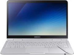 """O Notebook Samsung Style S51 Pen NP930QAA-KW1BR possui processador Intel Core i7 (8550U - 8ª geração) de 1.8 GHz a 4 GHz e 8MB cache, 8GB de memória RAM (DDR4 - 2400 MHz), SSD 256GB (PCIe), Tela LED Full HD de 13,3"""" Touchscreen com resolução máxima de 1920 x 1080, Placa de Vídeo integrada Intel UHD Graphics 620, Conexões USB e HDMI, Wi-Fi 802.11 b/g/n/ac, Não possui Drive de DVD, Bateria de 3 células (39Wh), Peso aproximado de 995g e Sistema Operacional Windows 10 64 bits."""