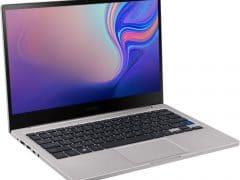 """O Notebook Samsung Style S51 NP730XBE-KP1BR possui processador Intel Core i3 (8145U) de 2.1 GHz a 3.9 GHz e 4 MB cache, 4GB de memória RAM (LPDDR3 - 4Gb onboard), SSD 256GB, Tela LED Full HD de 13,3"""" com resolução máxima de 1920 x 1080, Placa de Vídeo integrada Intel UHD Graphics 620, Conexões USB e HDMI, Wi-Fi 802.11 b/g/n/ac, Não possui Drive de DVD, Bateria de 56Wh, Peso aproximado de 1,29g e Sistema Operacional Windows 10 64 bits."""