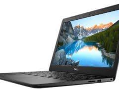 """O Notebook Dell Inspiron I15-3584-D10P possui processador Intel Core i3 (7020U) de 2.3 GHz e 3 MB cache, 4GB de memória RAM (DDR4 2666 MHz mas com velocidade máxima de 2133 MHz devido ao barramento do processador - expansível até 16GB em 1 slots total), HD de 1 TB (5.400 RPM), Tela LED HD de 15,6"""" antirreflexiva com resolução máxima de 1366 x 768, Placa de Vídeo integrada Intel HD Graphics 620, Conexões USB e HDMI, Wi-Fi 802.11 b/g/n/ac, Não possui Drive de DVD, Bateria de 3 células(42Wh), Peso aproximado de 2,01kg e Sistema Operacional Linux Ubuntu."""