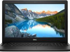"""O Notebook Dell Inspiron I15-3584-ML1P possui processador Intel Core i3 (7020U) de 2.3 GHz e 3 MB cache, 4GB de memória RAM (DDR4 2133 MHz - expansível até 16GB em 1 slots total), SSD de 128GB (M.2), Tela LED HD de 15,6"""" antirreflexiva com resolução máxima de 1366 x 768, Placa de Vídeo integrada Intel HD Graphics 620, Conexões USB e HDMI, Wi-Fi 802.11 b/g/n/ac, Não possui Drive de DVD, Bateria de 3 células(42Wh), Peso aproximado de 2,01kg e Sistema Operacional Windows 10 64 bits."""