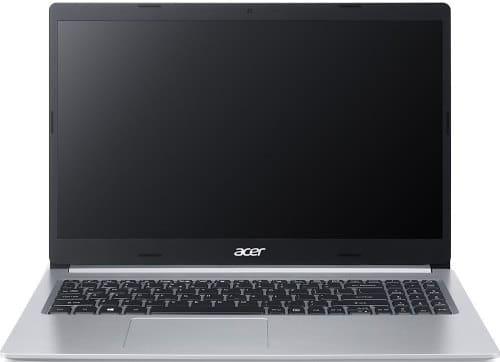 """O Notebook Acer Aspire 5 A515-54G-53GP NX.HQPAL.00B possui processador Intel Core i5 (10210U - 10ª Geração) de 1.6 GHz a 4.2 GHz e 6 MB cache, 8GB de memória RAM (DDR4 - 4Gb soldada e 4GB módulo - expansível até 20GB), SSD de 256GB PCIe NVMe M.2 2280, Tela LED HD de 15,6"""" antirreflexiva com resolução máxima de 1366 x 768, Placa de Vídeo integrada Intel UHD Graphics e NVIDIA Geforce MX250 com 2GB de memória dedicada (GDDR5), Conexões USB e HDMI, Wi-Fi 802.11 b/g/n/ac, Não possui Drive de DVD, Bateria de 4 células (48Wh - 3220mAh), Peso aproximado de 1,8kg e Sistema Operacional Windows 10 64 bits."""