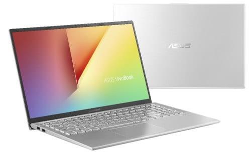 """O Notebook ASUS VivoBook X512FJ-EJ553T possui processador Intel Core i7 (8565U) de 1.80 GHz a 4.60 GHz e 8 MB cache, memória de 8 GB DDR4, SSD de 512GB, Tela 15,6"""" polegadas (16:9) LED-retroiluminada FHD (1920x1080 pixels) 60Hz Antirreflexiva Painel 45% NTSC, Placa de Vídeo NVIDIA® GeForce® MX230 com 2GB de GDDR5, Conexões USB e HDMI, placa de rede wireless, bluetooth v4.1, Não possui Drive de DVD, Bateria de 2 células, Peso aproximado de 1,75Kg e Sistema Operacional Windows® 10 Home de 64 bits."""