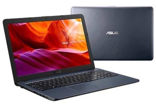"""O Notebook ASUS VivoBook X543UA-GQ3153T possui processador Intel Core i3 (6100U) de 2.30 GHz e 3 MB cache, memória de 4 GB DDR4, HD de 1TB, Tela 15,6"""" polegadas (16:9) LED-retroiluminada HD (1366x768 pixels) 60Hz Antirreflexiva Painel 45% NTSC, Placa de Vídeo Gráficos HD Intel® 520, Conexões USB e HDMI, placa de rede wireless, bluetooth v4.2, Não possui Drive de DVD, Bateria de 3 células, Peso aproximado de 1,90Kg e Sistema Operacional Windows® 10 Home de 64 bits."""