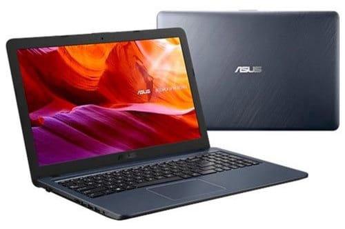 """O Notebook ASUS VivoBook X543UA-GQ3154T possui processador Intel Core i5 (6200U) de 2.30 GHz a 2.80 GHz e 3 MB cache, memória de 8 GB DDR4, HD de 1TB, Tela 15,6"""" polegadas (16:9) LED-retroiluminada HD (1366x768 pixels) 60Hz Antirreflexiva Painel 45% NTSC, Placa de Vídeo Gráficos HD Intel® 520, Conexões USB e HDMI, placa de rede wireless, bluetooth v4.2, Não possui Drive de DVD, Bateria de 3 células, Peso aproximado de 1,90Kg e Sistema Operacional Windows® 10 Home de 64 bits."""