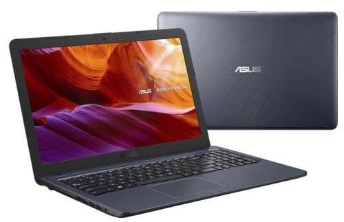 """O Notebook ASUS VivoBook X543UA-GQ3155T possui processador Intel Core i5 (6200U) de 2.30 GHz a 2.80 GHz e 3 MB cache, memória de 4 GB DDR4, HD de 1TB, Tela 15,6"""" polegadas (16:9) LED-retroiluminada HD (1366x768 pixels) 60Hz Antirreflexiva Painel 45% NTSC, Placa de Vídeo Gráficos HD Intel® 520, Conexões USB e HDMI, placa de rede wireless, bluetooth v4.2, Não possui Drive de DVD, Bateria de 3 células, Peso aproximado de 1,90Kg e Sistema Operacional Windows® 10 Home de 64 bits."""