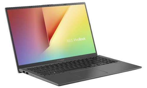 """O Notebook ASUS Vivobook X512FB-BR501T possui processador Intel Core i5 (10210U) de 1.60 GHz a 4.20 GHz e 6 MB cache, memória de 8 GB DDR4, HD de 1TB, Tela LED-backlit TFT LCD de 15,6"""" polegadas HD, Placa de Vídeo NVIDIA® GeForce® MX110 Graphics com GDDR5 2GB Memória Gráfica, Conexões USB e HDMI, 802.11ac, Não possui Drive de DVD, Bateria de 2 células, Peso aproximado de 1,70Kg e Sistema Operacional Windows® 10 Home de 64 bits."""