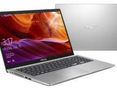 """O Notebook ASUS X509JA-BR424T possui processador Intel Core i5 (1035G1) de 1.00 GHz a 3.60 GHz e 6 MB cache, memória de 8 GB DDR4, HD de 1TB, Tela LED-backlit Anti-Glare de 15,6"""" polegadas, Placa de Vídeo Intel® UHD Graphics com memória compartilhada com a memória RAM, Conexões USB e HDMI, 802.11ac, Não possui Drive de DVD, Bateria de 2 células, Peso aproximado de 1,70Kg e Sistema Operacional Windows® 10 Home de 64 bits."""
