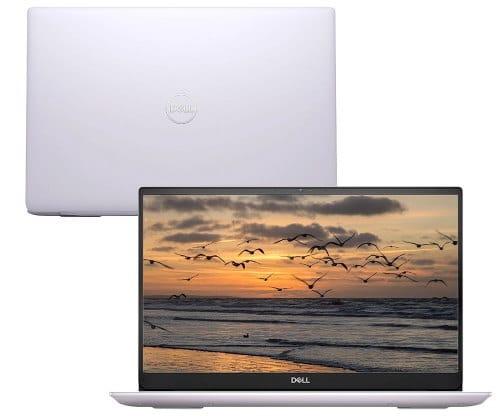 """O Notebook Dell Inspiron i14-5490-M30L Ultrafino possui processador Intel Core i7 (10510U) de 1.80 GHz a 4.90 GHz e 8 MB cache, memória de 8 GB DDR4, SSD de 256GB, Tela 14"""" polegadas Full HD WVA (1920 x 1080 pixels), retroiluminada por LED, borda fina e com antirreflexo Placa de Vídeo Intel® UHD Graphics com memória compartilhada com a memória RAMNVIDIA® GeForce® MX230 com 2GB de GDDR5, Conexões USB e HDMI, placa de rede wireless, bluetooth v5.0, Não possui Drive de DVD, Bateria de 3 células, Peso aproximado de 1,40Kg e Sistema Operacional Windows® 10 Home de 64 bits."""