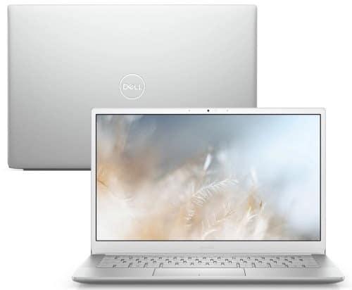 """O Notebook Dell Inspiron i13-7391-M20S possui processador Intel Core i5 (10210U) de 1.60 GHz a 4.20 GHz e 6 MB cache, memória de 8 GB LPDDR3, SSD de 512GB, Tela 13,3"""" polegadas Full HD WVA (1920x1080 pixels), retroiluminada por LED, borda fina e tecnologia TrueLife Placa de Vídeo NVIDIA® GeForce® MX250 com 2GB de GDDR5, Conexões USB e HDMI, placa de rede wireless, bluetooth v5.0, Não possui Drive de DVD, Bateria de 4 células, Peso aproximado de 990g e Sistema Operacional Windows® 10 Home de 64 bits."""