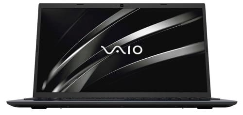 """O Notebook VAIO FE15 VJFE52F11X-B0651H possui processador Intel Core i5 (10210U) de 1.60 GHz a 4.20 GHz e 6 MB cache, memória de 8 GB DDR4, SSD de 256GB, Tela 15"""" polegadas LCD, Widescreen , Antirreflexiva com resolução 1920 x 1080 pixels Full HD, com tecnologia LED, Placa de Vídeo Intel® UHD Graphics com memória compartilhada com a memória RAM, Conexões USB e HDMI, placa de rede wireless, bluetooth v5.0, Não possui Drive de DVD, Bateria de 3 células, Peso aproximado de 1,75Kg e Sistema Operacional Windows® 10 Home de 64 bits."""