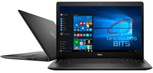 """O Notebook Dell Inspiron i15-3583-A2YP possui processador Intel Core i5 (8265U) de 1.60 GHz a 3.90 GHz e 6 MB cache, memória de 8 GB DDR4, HD de 1TB e 16GB optane, Tela 15,6"""" polegadas HD (1366 x 768 pixels), antirreflexo e retroiluminação por LED, Placa de Vídeo Intel® UHD Graphics 610, Conexões USB e HDMI, placa de rede wireless, bluetooth v4.1, Não possui Drive de DVD, Bateria de 3 células, Peso aproximado de 2,03Kg e Sistema Operacional Windows® 10 Home de 64 bits."""