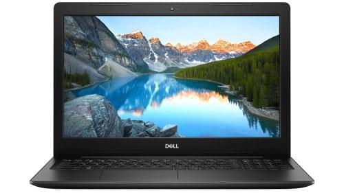 """O Notebook Dell Inspiron i15-3583-AS90P possui processador Intel Core i7 (8565U) de 1.80 GHz a 4.60 GHz e 8 MB cache, memória de 8 GB DDR4, SSD de 256GB, Tela 15,6"""" polegadas HD (1366 x 768 pixels), antirreflexo e retroiluminação por LED, Placa de Vídeo Intel® UHD Graphics 620, Conexões USB e HDMI, placa de rede wireless, bluetooth v4.1, Não possui Drive de DVD, Bateria de 3 células, Peso aproximado de 2,03Kg e Sistema Operacional Windows® 10 Home de 64 bits."""