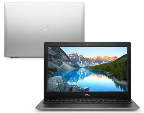 """O Notebook Dell Inspiron i15-3583-UFS1S possui processador Intel Core i5 (8265U) de 1.60 GHz a 3.90 GHz e 6 MB cache, memória de 8 GB DDR4, SSD de 256GB, Tela 15,6"""" polegadas HD (1366 x 768 pixels), antirreflexo e retroiluminação por LED, Placa de Vídeo Intel® UHD Graphics 610, Conexões USB e HDMI, placa de rede wireless, bluetooth v4.1, Não possui Drive de DVD, Bateria de 3 células, Peso aproximado de 2,03Kg e Sistema Operacional Ubuntu Linux® de 64 bits."""