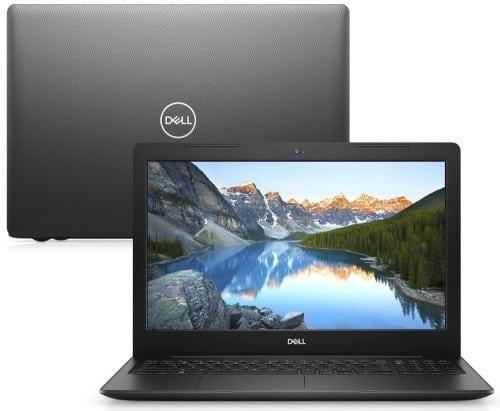 """O Notebook Dell Inspiron i15-3584-U30P possui processador Intel Core i3 (8130U) de 2.20 GHz a 3.40 GHz e 4 MB cache, memória de 4 GB DDR4, HD de 1TB, Tela 15,6"""" polegadas HD (1366 x 768 pixels), antirreflexo e retroiluminação por LED, Placa de Vídeo Intel® UHD Graphics 620, Conexões USB e HDMI, placa de rede wireless, bluetooth v4.1, Não possui Drive de DVD, Bateria de 3 células, Peso aproximado de 2,03Kg e Sistema Operacional Ubuntu Linux® de 64 bits."""