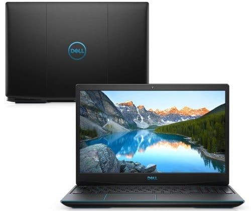 """O Notebook Gamer Dell G3 3500-M10PPS possui processador Intel Core i5 (10300H) de 2.50 GHz a 4.50 GHz e 8 MB cache, memória de 8 GB DDR4, SSD de 256GB, Tela 15,6"""" polegadas Full HD WVA (1920 x 1080 pixels), 120Hz, 250 nits, antirreflexo, retroiluminado e borda fina, Placa de Vídeo NVIDIA® GeForce™ GTX 1650 com 4GB de GDDR5, Conexões USB e HDMI, placa de rede wireless, bluetooth v5.0, Não possui Drive de DVD, Bateria de 3 células, Peso aproximado de 2,34Kg e Sistema Operacional Windows® 10 Home de 64 bits."""