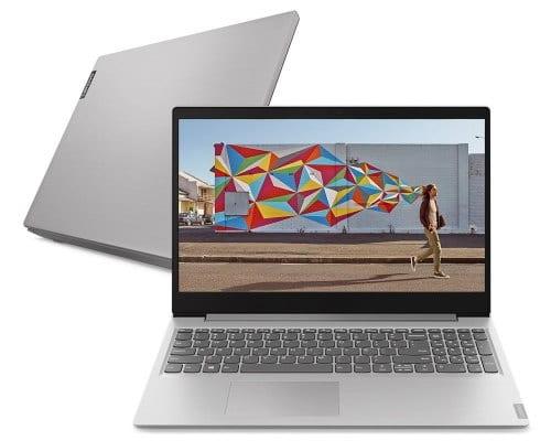 """O Notebook Lenovo IdeaPad S145 81V7S00100 possui processador AMD Ryzen 5 (3500U) de 2.10 GHz a 3.70 GHz e 4 MB cache, memória de 8 GB DDR4, HD de 1TB, Tela 15.6"""" polegadas HD (1366x768 pixels) Antirreflexo, Placa de Vídeo AMD® Radeon™ Vega 8 Graphics, Conexões USB e HDMI, placa de rede wireless, bluetooth v4.2, Não possui Drive de DVD, Bateria de 2 células, Peso aproximado de 1,85Kg e Sistema Operacional Linux® de 64 bits."""