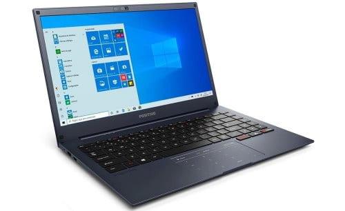 """O Notebook Positivo Motion Q432B possui processador Intel Atom x5 (Z8300) de 1.44 GHz a 1.84 GHz e 2 MB cache, memória de 4 GB DDR3L, eMMC de 32 GB, Tela 14"""" polegadas LCD, Widescreen, com resolução 1366 x 768 pixels de Alta Definição (HD), com tecnologia LED, Placa de Vídeo Intel® HD Graphics, Conexões USB e HDMI, placa de rede wireless, bluetooth v4.0, Não possui Drive de DVD, Bateria de 2 células, Peso aproximado de 1,31Kg e Sistema Operacional Windows® 10 Home de 64 bits."""